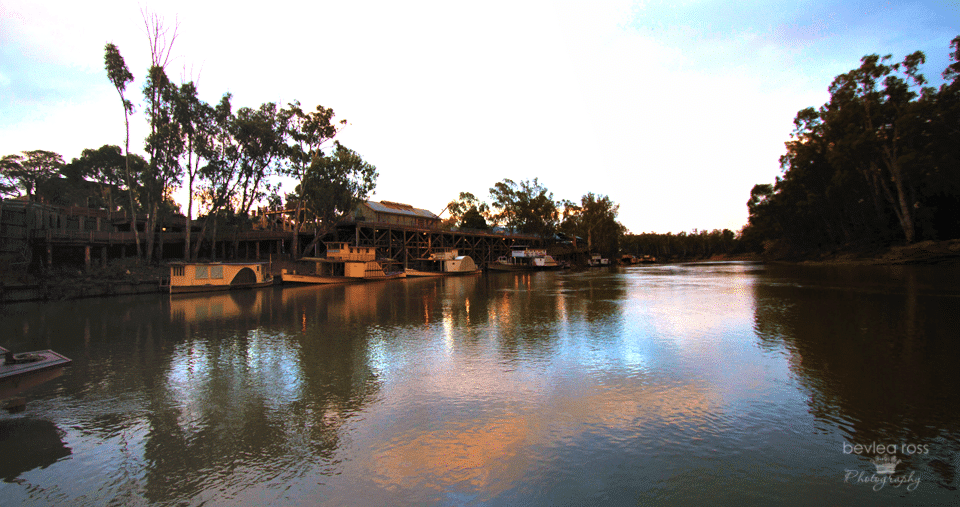 Port of Echuca
