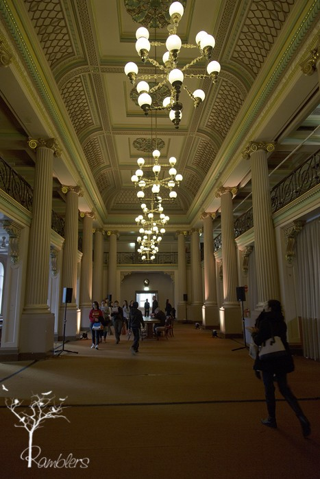 Queens Hall, State Library of Victoria